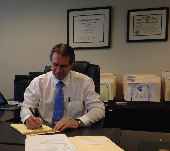 Dennis Dietzler Business Attorney Profile